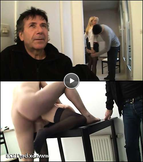 sex in front of wife video